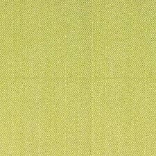 Light Green Herringbone Decorator Fabric by Kravet