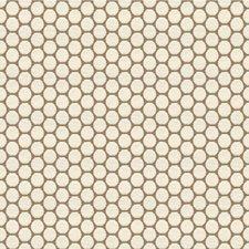 Coconut Geometric Decorator Fabric by Kravet