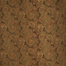 Deep Spice Paisley Decorator Fabric by Fabricut