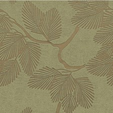 Gilt Botanical Decorator Fabric by Kravet