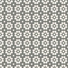 Pewter Geometric Decorator Fabric by Kravet