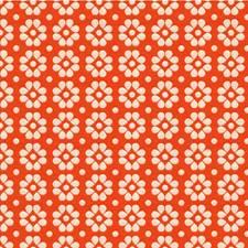 Mandarin Geometric Decorator Fabric by Kravet