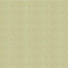 White/Celery Herringbone Decorator Fabric by Kravet