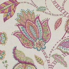 Pink Decorator Fabric by Robert Allen /Duralee