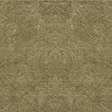 Bronze Botanical Decorator Fabric by Kravet