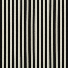 Black Stripes Decorator Fabric by Kravet