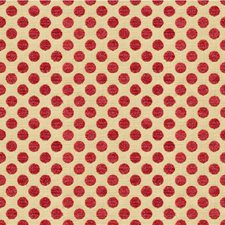 Lipstick Dots Decorator Fabric by Kravet