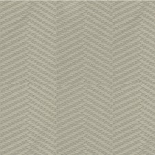 Platinum Herringbone Decorator Fabric by Kravet