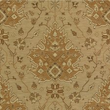 Beige/Brown/Taupe Ethnic Decorator Fabric by Kravet