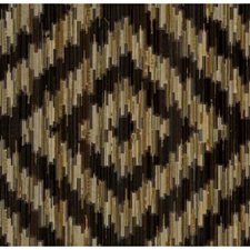 Brown/Chocolate/Beige Diamond Decorator Fabric by Kravet