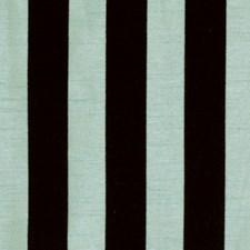 Peppermint Coffee Stripes Decorator Fabric by Fabricut