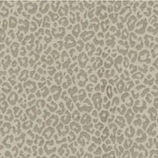 Grey/Beige Animal Skins Decorator Fabric by Kravet