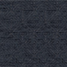 Indigo/Beige Diamond Decorator Fabric by Kravet