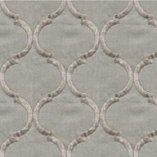 Light Grey/Silver Modern Decorator Fabric by Kravet
