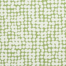 Lime Dots Decorator Fabric by Kravet