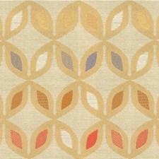 Ginger Geometric Decorator Fabric by Kravet