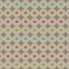 Confetti Geometric Decorator Fabric by Kravet