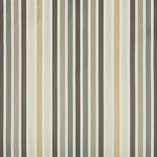 Beige/Grey/Light Grey Stripes Decorator Fabric by Kravet