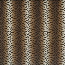 Brown/Ivory/Camel Texture Decorator Fabric by Kravet