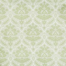 Green/Grey/Celery Damask Decorator Fabric by Kravet