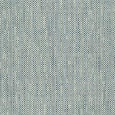 Blue/Ivory/Dark Blue Metallic Decorator Fabric by Kravet