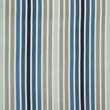 Blue/Slate/Grey Stripes Decorator Fabric by Kravet