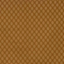 Caramel Geometric Decorator Fabric by Fabricut