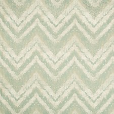 Seaspray Flamestitch Decorator Fabric by Kravet