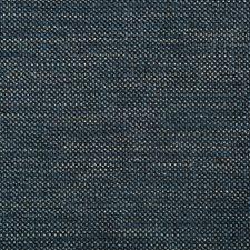 Indigo/Black/Ivory Solids Decorator Fabric by Kravet