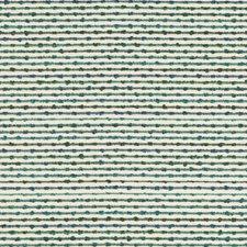 Blue/Teal/Beige Texture Decorator Fabric by Kravet