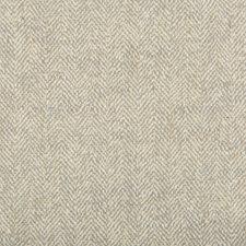 Grey/White Herringbone Decorator Fabric by Kravet