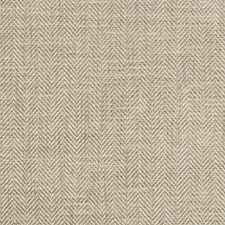 Grey/Light Grey Herringbone Decorator Fabric by Kravet