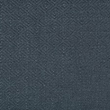 Indigo/Dark Blue Diamond Decorator Fabric by Kravet
