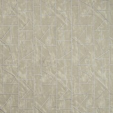 Platinum Geometric Decorator Fabric by Kravet