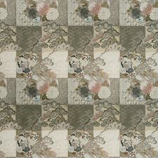 Stone/Blush Asian Decorator Fabric by Kravet