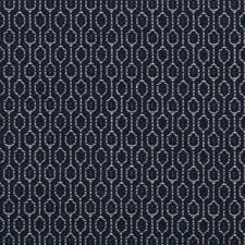 Dark Blue/Ivory Small Scales Decorator Fabric by Kravet