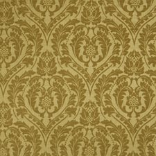 Gold Damask Decorator Fabric by Fabricut