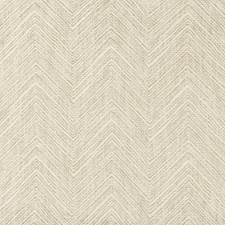 Ivory/Beige Herringbone Decorator Fabric by Kravet