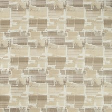 Beige/White/Neutral Contemporary Decorator Fabric by Kravet