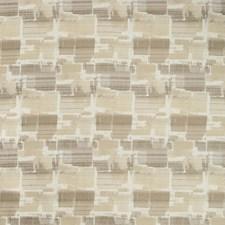 Beige/White/Neutral Modern Decorator Fabric by Kravet