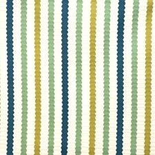 Peacock Stripes Decorator Fabric by Fabricut