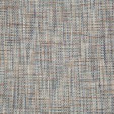 Blue/Beige/White Texture Decorator Fabric by Kravet