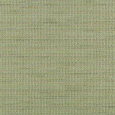 Green/Yellow/Beige Herringbone Decorator Fabric by Kravet