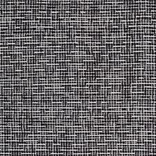 Black/Ivory Solid Decorator Fabric by Kravet