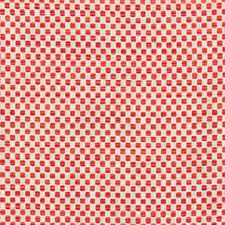 White/Pink Small Scale Decorator Fabric by Kravet