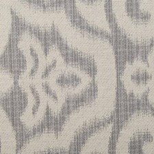 Smoke Ethnic Decorator Fabric by Duralee