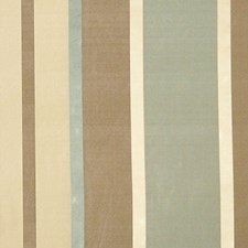 Blue/Soft Browns/Creams Decorator Fabric by Scalamandre