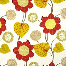 Pomegranate Floral Decorator Fabric by Fabricut