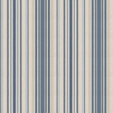 Sailboat Stripes Decorator Fabric by Fabricut