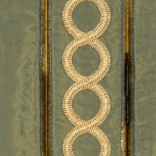 Jade Embroidery Decorator Fabric by Fabricut